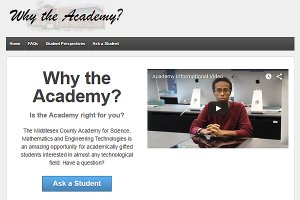 Why the Academy?